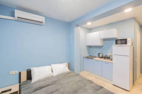 Сдается 1-комнатная квартира посуточно в Московском, улица Никитина, 20.