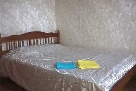 Сдается 1-комнатная квартира посуточно в Подольске, улица Академика Доллежаля 2к2.