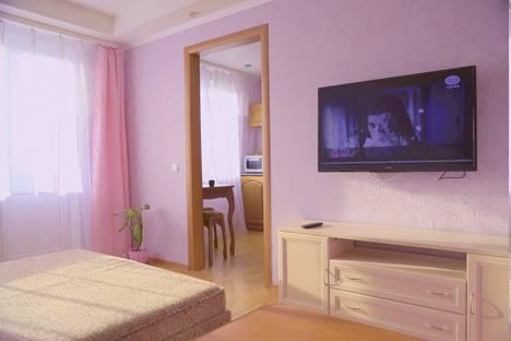Сдается 1-комнатная квартира посуточно в Мурманске, Северный проезд, 16.