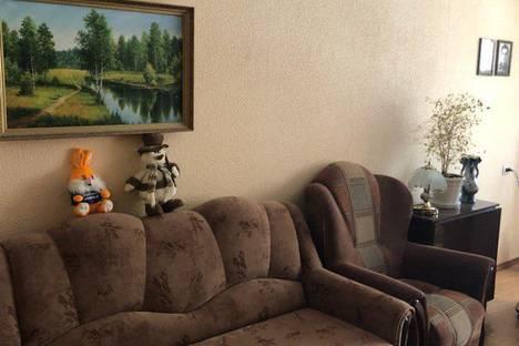 Сдается 2-комнатная квартира посуточно в Нижнем Новгороде, улица Казанское шоссе, 3.