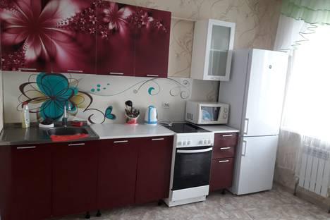 Сдается 1-комнатная квартира посуточно в Хабаровске, улица Павловича, 5/1.