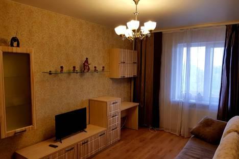 Сдается 1-комнатная квартира посуточно в Рязани, улица Татарская, 93.