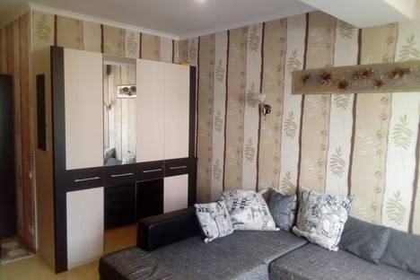 Сдается 1-комнатная квартира посуточно в Адлере, Известинский переулок, 2 корпус 1.