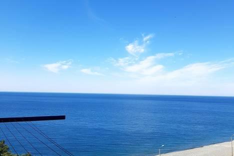 Сдается 2-комнатная квартира посуточно в Кобулети, 2х комнатная  квартира с видом на море.