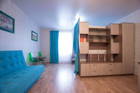 Сдается 1-комнатная квартира посуточно в Красноярске, улица Петра Подзолкова, 3б.