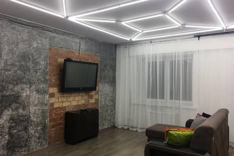 Сдается 2-комнатная квартира посуточно в Иркутске, Депутатская улица, 63/2.