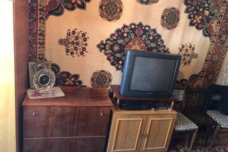 Сдается 2-комнатная квартира посуточно в Нижнем Новгороде, проспект Кораблестроителей, 37.