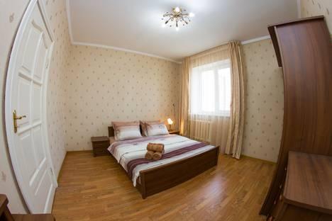 Сдается 2-комнатная квартира посуточно в Алматы, мкр-н Самал - 1.