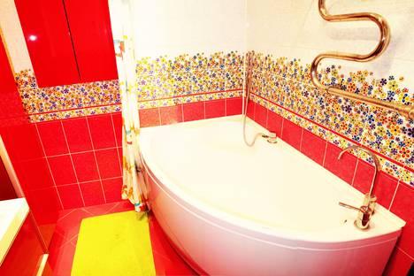 Сдается 1-комнатная квартира посуточно в Нижневартовске, улица Омская, 26.