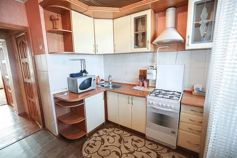 Сдается 2-комнатная квартира посуточно в Логойске, Гайненское шоссе, 9.