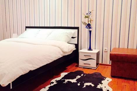 Сдается 2-комнатная квартира посуточно в Гродно, улица Пушкина 31.