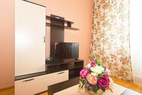 Сдается 1-комнатная квартира посуточно в Екатеринбурге, улица Степана Разина, 107б.