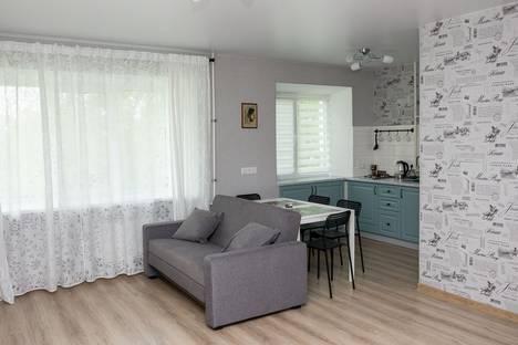 Сдается 1-комнатная квартира посуточно в Казани, улица Декабристов, 180.