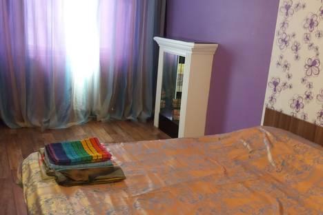 Сдается 2-комнатная квартира посуточно в Прокопьевске, улица Обручева, 6.