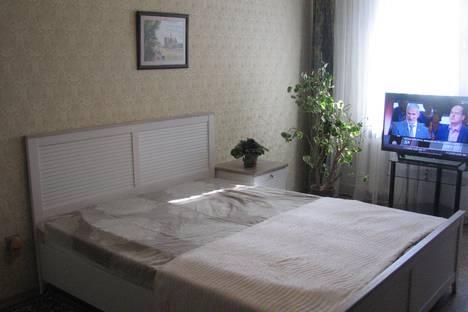 Сдается 1-комнатная квартира посуточнов Калининграде, улица Фрунзе, 75.