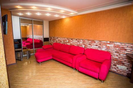 Сдается 1-комнатная квартира посуточно, проспект Красного Знамени, 118в.