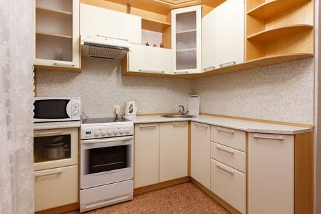 Сдается 1-комнатная квартира посуточно, Лесной, улица Александрова, 11.