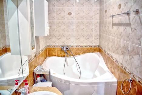 Сдается 1-комнатная квартира посуточно в Туле, первомайская, 9.