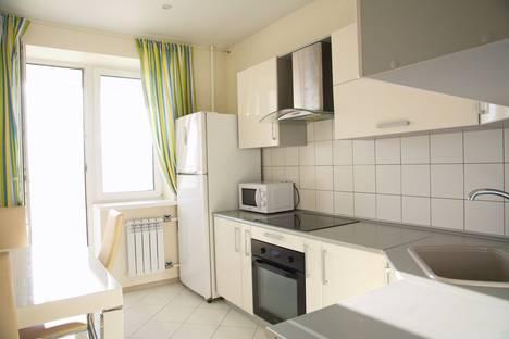 Сдается 1-комнатная квартира посуточно, проспект Ленина, 124.