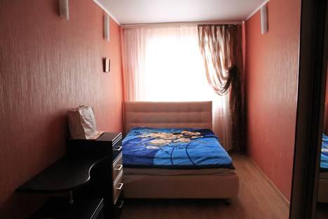 Сдается 2-комнатная квартира посуточно, проспект Ленина, 41.