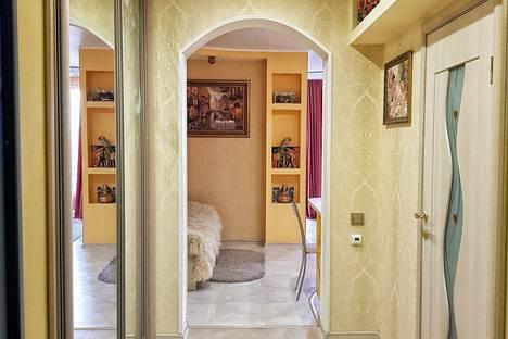 Сдается 1-комнатная квартира посуточно в Адлере, Большой Сочи, улица Кирпичная, 2.