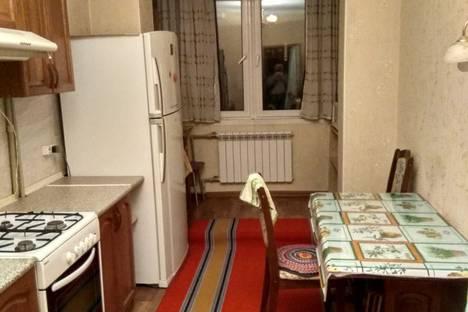 Сдается 2-комнатная квартира посуточно в Алматы, улица Богенбай Батыра, 293/8.