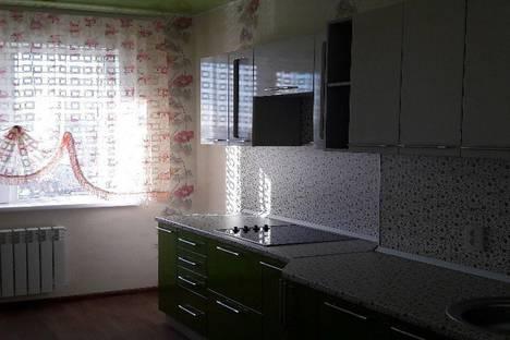 Сдается 3-комнатная квартира посуточно в Туле, улица Вересаева, 16.
