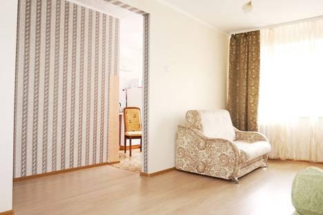 Сдается 2-комнатная квартира посуточно в Уфе, улица Степана Халтурина 40.