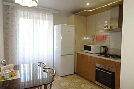 Сдается 2-комнатная квартира посуточно в Смоленске, Краснинское шоссе, 28.