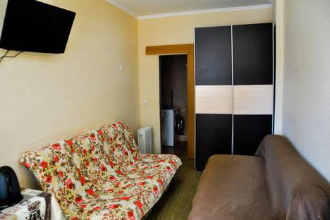 Сдается 1-комнатная квартира посуточно в Адлере, Большой Сочи, улица Троицкая, 43.
