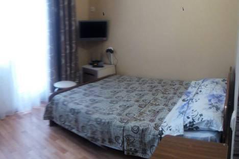 Сдается 1-комнатная квартира посуточно в Адлере, улица Чкалова, 29/1.