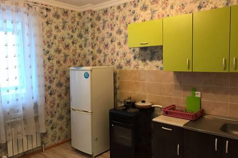 Сдается 1-комнатная квартира посуточно в Астане, Жк Нурсая,ул.Достык 13.