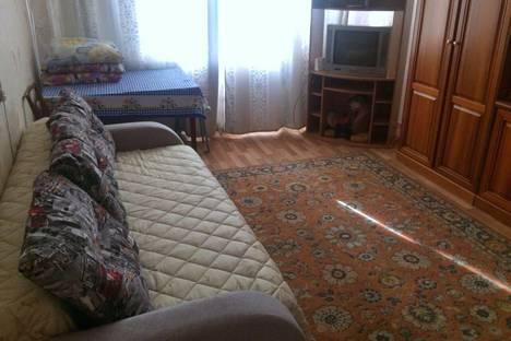 Сдается 3-комнатная квартира посуточно, улица Авиастроителей, 69.