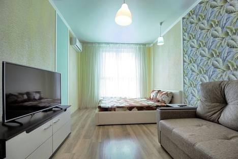 Сдается 1-комнатная квартира посуточно в Краснодаре, улица Красная, 176 лит1/2.