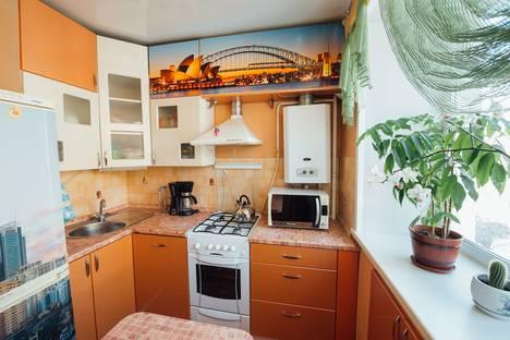 Сдается 2-комнатная квартира посуточно в Иванове, улица Громобоя, 25.