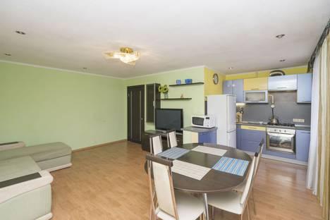 Сдается 2-комнатная квартира посуточно в Перми, Екатерининская улица, 188.