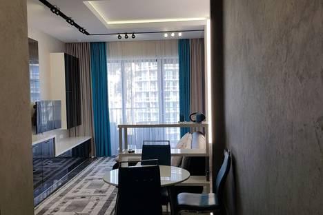 Сдается 3-комнатная квартира посуточно, Курортный проспект, 105.