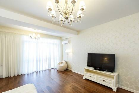 Сдается 2-комнатная квартира посуточно в Сочи, Политехническая улица, 62.