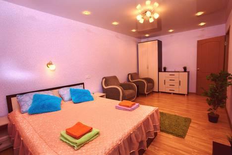 Сдается 3-комнатная квартира посуточно в Мурманске, улица Книповича, 40.