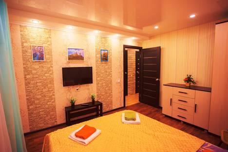 Сдается 3-комнатная квартира посуточно в Мурманске, проспект Кольский, 2.