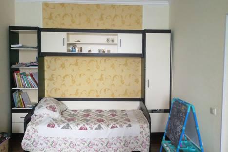 Сдается 1-комнатная квартира посуточно в Геленджике, Одесская улица, 5.
