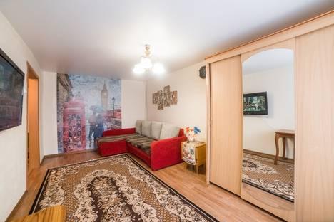 Сдается 1-комнатная квартира посуточно в Томске, улица Учебная, 40.