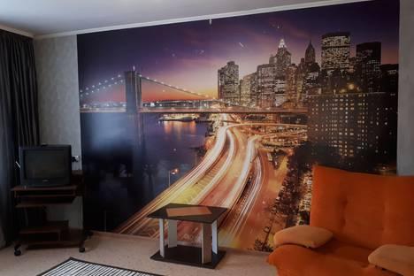 Сдается 1-комнатная квартира посуточно в Томске, Новосибирская улица, 45.