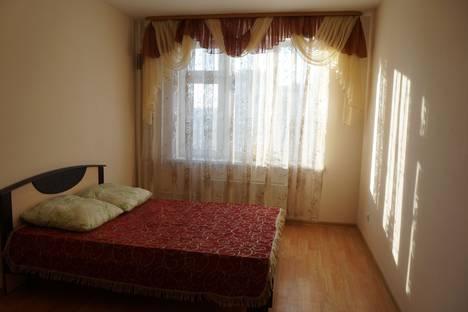 Сдается 2-комнатная квартира посуточно в Тюмени, улица Николая Федорова, 17.