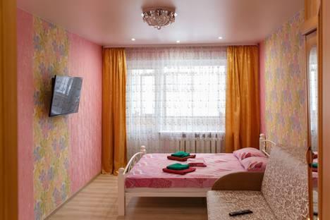 Сдается 1-комнатная квартира посуточно в Калуге, улица Герцена, 29.