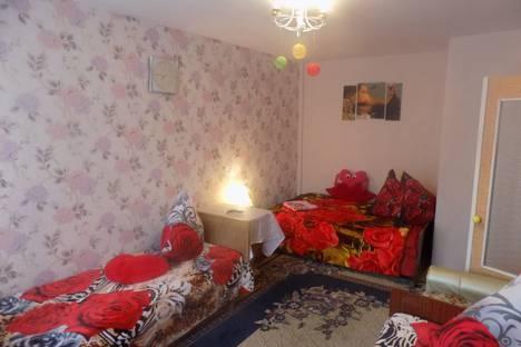 Сдается 1-комнатная квартира посуточно в Саянске, микрайон Строителей д 11.