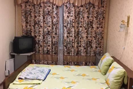 Сдается 1-комнатная квартира посуточно в Костроме, улица Мясницкая д.106.