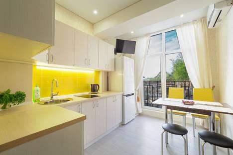 Сдается 2-комнатная квартира посуточно в Сочи, Курортный проспект, 96 корпус 4.