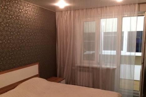 Сдается 3-комнатная квартира посуточно в Рыбинске, ул Моторостроителей д.1.