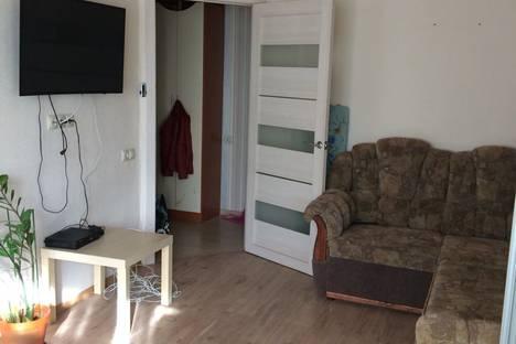 Сдается 2-комнатная квартира посуточно в Петергофе, бульвар Разведчика 14 к 2.